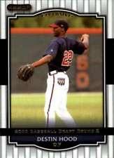 2008 Razor Signature Series #38 Destin Hood Nationals (Prospect / RC - Rookie Ca
