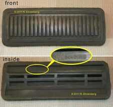 NOS Mopar 1972-80 Dodge Truck Automatic Brake Pedal Pad LRE Warlock