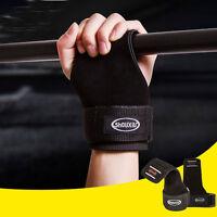 Gym Exercise Fitness Training Bodybuilding Weight Lifting Fingerless Men Glove