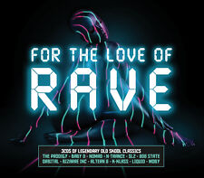 for The Love of Rave 3cd 2017