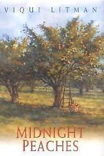 Midnight Peaches by Viqui Litman (2003, Hardcover)