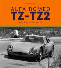 2016 ALFA ROMEO TZ TZ2 - BORN TO WIN - VITO WITTING DA PRATO - BOOK