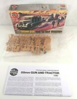 Airfix 88MM Gun And Sd Kfz7 Tractor Vehicle Model A02303 1:76 - Sealed Contents