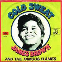 "James Brown & The Famous Flames  Cold Sweat 7"", Singl Vinyl Schallplatte 46989"
