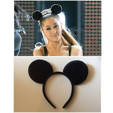 Ariana Grande Inspired Black Mickey Mouse Headband, dress up party favor