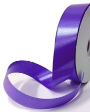 NEW Poly Tear Ribbon - Premium Florist Ribbon 30mm x 91metres - Violet