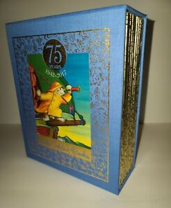 75 Years of Little Golden Books  1942-2017  A Commemorative Set of 12 SEE PHOTOS