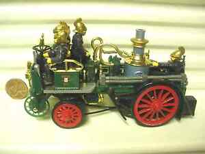 MATCHBOX MODELS OF YESTERYEAR 1991 Y43 1905 BUSCH SELF PROPELLED FIRE ENGINE MB*