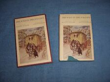THE WIND IN THE WILLOWS by Kenneth Grahame/HCDJ/Childrens/Fairy Tales/Illust.