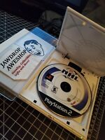 EA SPORTS NHL 2001 PS2 (DISC ONLY) USED, TESTED. WEAR. PLAYSTATION 2 GAMES