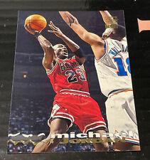 MICHAEL JORDAN 1993-94 STADIUM CLUB BASKETBALL CARD #169 TSC CHICAGO BULLS