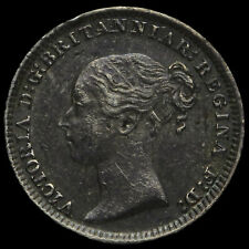 More details for 1884 queen victoria silver maundy penny