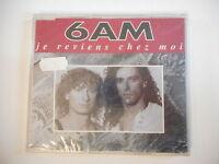 6 AM (Sylvain Michel) : JE REVIENS CHEZ MOI [ CD-MAXI NEUF PORT GRATUIT ]