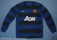 MANCHESTER UNITED / 2011-2012 Away - NIKE - JUNIOR Shirt/Jersey. 10-12, 140-152