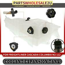 Heavy Duty Engnie Coolant Reservoir Tank for Freightliner Cascadia Columbia