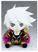Fate Grand Order FGO Plush Lancer Karna Gift Stuffed toy Doll 20cm from JAPAN