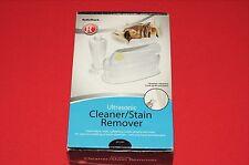 Radio Shack 63-1163 Ultrasonic Cleaner Stain Remover Brand New