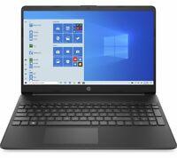 """HP 15s-eq0537na 15.6"""" Full HD Laptop Quad Core AMD Ryzen 5 8GB RAM 128GB SSD"""