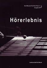 Hörerlebnis 99 - Audio Physic; AudioQuest; Kryna; Neat; Trigon; Klang und Kunst