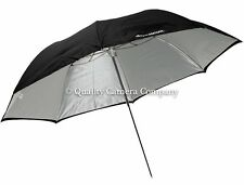 "Westcott 60"" Optical White Umbrella w/Black Removable Cover - NEW"