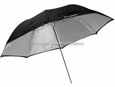 "Westcott 60"" Optical White Umbrella w/Black Removable Cover - NEW"