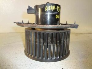 Blower Motor with AC Option for 98-02 Geo Prizm