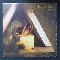 KATE BUSH Lionheart EMI EMBOSSED 1978 UK Original 3/2 VINYL LP EX
