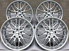"""19"""" Ruedas de Aleación CRUIZE 190 SP Ajuste Lexus GS Es LS RX SC es Hs Nx RC Modelos"""