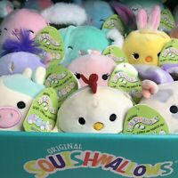 "BRAND NEW 5"" Squishmallow Easter 2021 Assorted SURPRISE Design [Lot of 1] NWT!"
