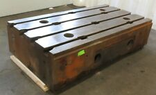 """40"""" X 77-3/4"""" T-Slotted Riser Table: Yoder #62464"""