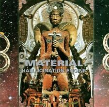 Hallucination Engine by Material (CD, Dec-1993, Axiom)