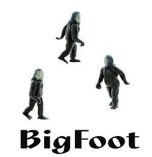 Ahhhh it's BIGFOOT run for it ...HO Scale Creature