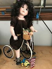 THE DOLLMAKER LINDA RICK DOLL JASMINE FROM DONNA RUBERT SCULPT CHYNA