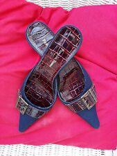 Zapatos destalonados de Pedro del Hierro, número 40