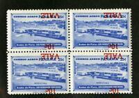 Panama Stamps # C291 VF OG NH Block