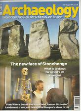 BRITISH ARCHAEOLOGY Magazine July 2014 - The New Face Of Stonehenge