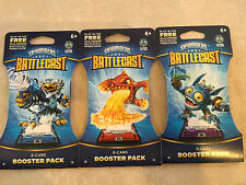Activision - Skylanders Battlecast: 8-Card Booster Pack NEW LOT OF 3