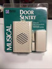 Wireless Musical Door Sentry