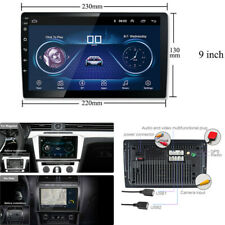 RAM 2GB+32GB Universal Android 8.1 Wifi Touch Screen Car FM GPS Playe Multimedia