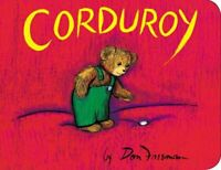 Corduroy Giant Board Book by Don Freeman 9780451470799 | Brand New