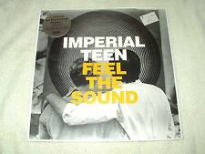 LP 12 inch Record Album - Imperial Teen Feel The Sound