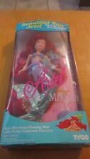 Disney Tyco Doll Little Mermaid Beautiful Hair Ariel MIB Sealed