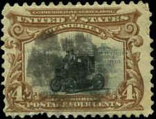 US Scott #296 Used