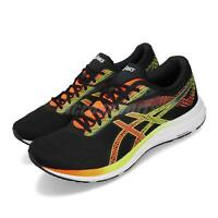 Asics Gel-Excite 6 Black Orange White Men Running Shoes Sneakers 1011A165-006