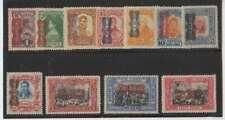 A9789: Mexico #515-527, Mint, OG, NH; CV $650