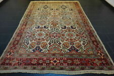 Woolen Persian Hand-Knotted Rugs