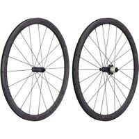 Ritchey WCS Apex Carbon 38 mm Clincher Wheelset Tubeless Road Bike Front+Rear