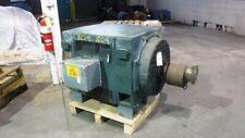 200 HP General Electric AC Electric Motor 1800 RPM Fr 509L DPBB 2300 V EOK
