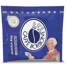 150 Cialde in Carta Caffè Borbone ESE 44 mm Miscela Blu Filtrocarta