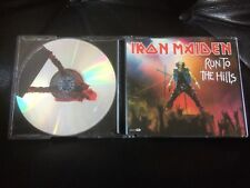 IRON MAIDEN - RUN TO THE HILLS LIVE ROCK IN RIO 2001- CD SINGLE - 2002